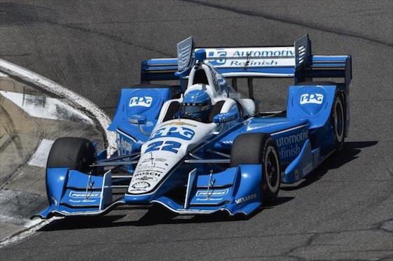 With two straight victories at his back, Simon Pagenaud is headed to Indianapolis. (Photos courtesy of INDYCAR)
