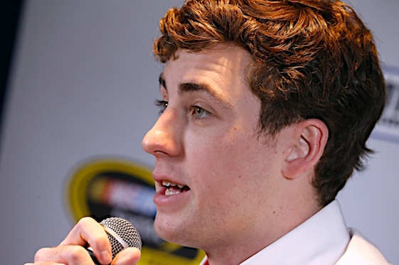 Ryan Blaney has a short history as a race car driver.
