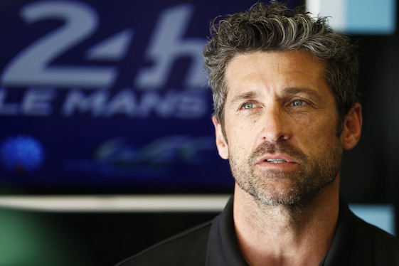 The 2016 WEC season opens at Silverstone this weekend. Team owner Patrick Dempsey answered some questions about the season and his new role in the sport.
