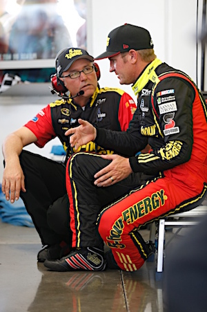 Clint Bowyer and his team have had their struggles this year. (RacinToday/HHP file photo by Gregg Ellman)