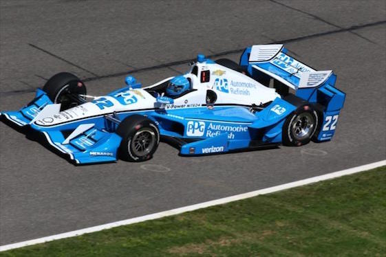 It's the month of May but much of the IndyCar Series buzz has been about aero packages. (Photos courtesy of INDYCAR)
