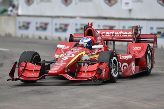 Scott Dixon refuses to slow down behind the wheel of Chip Ganassi Indycars. Racing this weekend moves to Texas. (Photos courtesy of INDYCAR)