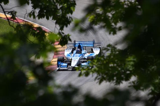 Indy cars return to scenic, historic and beloved Road America this weekend. (Photos courtesy of INDYCAR)