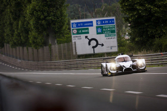 Extreme Motor Sports' Ligiers could put the American team on the LMP2 podium at Le Mans this weekend.