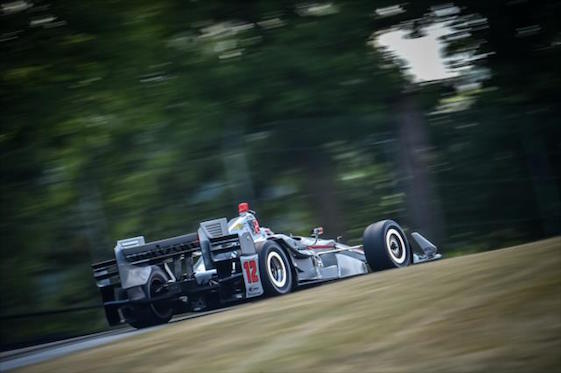 Team Penske's Will Power will drive at Sonoma later this month it was announced on Wednesday. (File photo courtesy of INDYCAR)