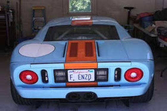 Many Ford people don't like Mr. Ferrari.