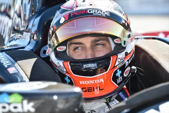 Graham Rahal came out the winner after an exciting finish at Texas Motor Speedway last week. He goes for a second straight win this weekend at Watkins Glen. (Photos courtesy of INDYCAR)