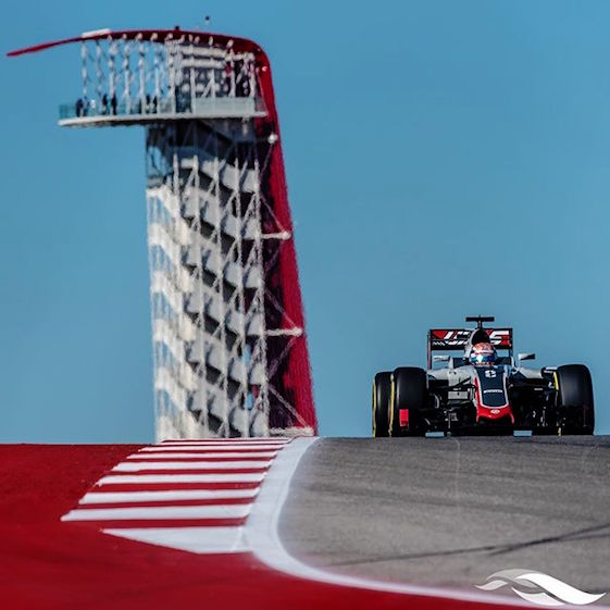 Drover Romain Grosjean of the America-based Haas F1 Team had a points-paying day during the United States Grand Prix in Texas.