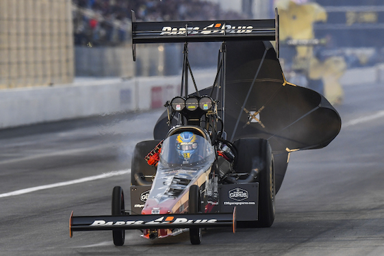 Brittany Force Hospitalized After Fiery Crash at NHRA Race, Avoids Major Injury