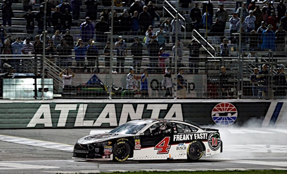 What we learned during the Folds of Honor QuikTrip 500 — NASCAR Atlanta class=
