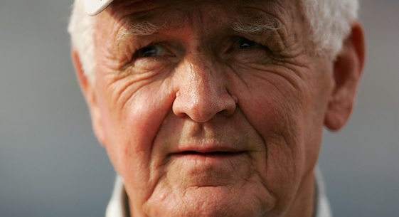 Former NASCAR driver James Hylton and son killed in Georgia crash